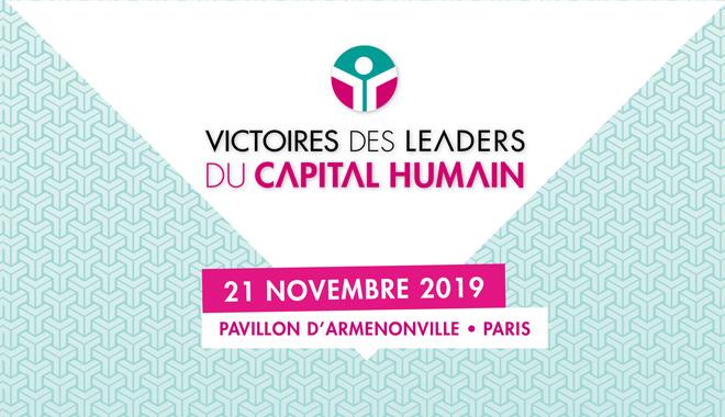 Parlons RH partenaire des Victoires des Leaders du Capital Humain 2019