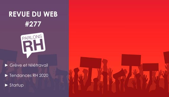 Revue du web 277 Parlons RH