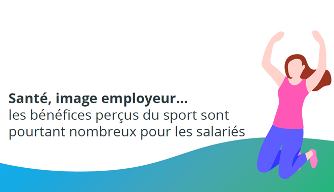 sport en entreprise un atout pour la marque employeur