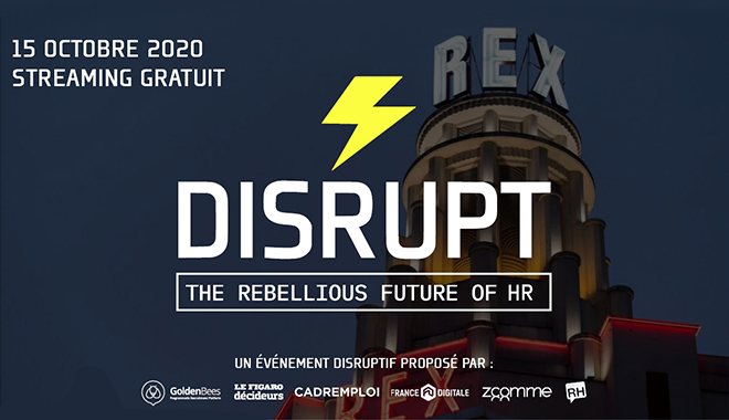 Parlons RH partenaire de Disrupt RH