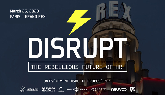 Parlons RH partenaire de Disrupt HR