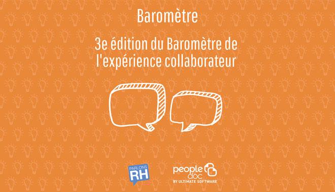 Replay baromètre de l'expérience collaborateur 2020