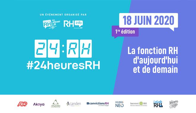 10 conférence en ligne le 18 juin 2020 sur la fonction RH
