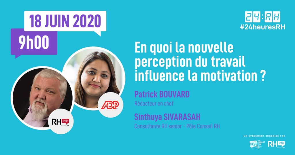 En quoi la nouvelle perception du travail influence la motivation ?