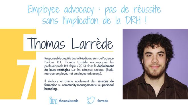 Parlons RH employee advocacy