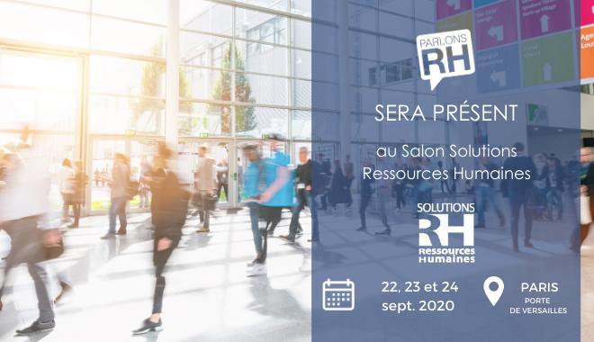 Parlons RH sera au salon Solutions Ressources Humaines 2020 !