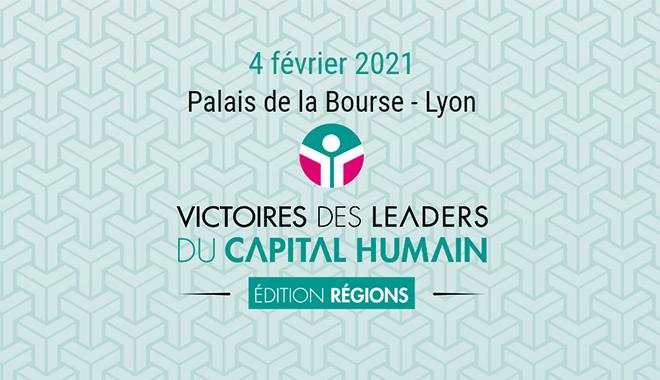 Parlons RH en régions, avec les Victoires des Leaders du Capital Humain 2021