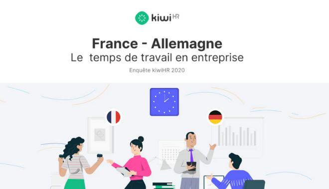 France vs. Allemagne : quel collaborateur travaille le plus ?