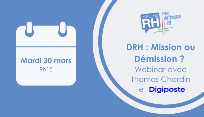 DRH Mission ou Démission WebinarThomas Chardin Digiposte