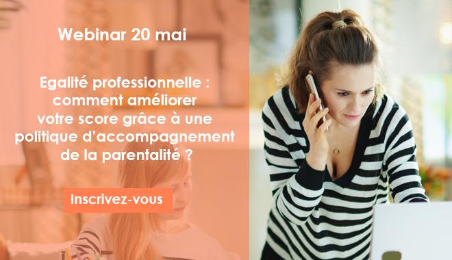 Egalité professionnelle : comment améliorer votre score grâce à une politique d'accompagnement de la parentalité ?